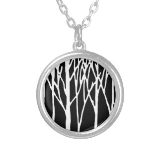 Birch Forest by Leslie Peppers Jewelry