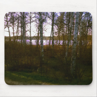 birch grove mouse mat