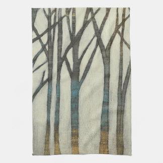 Birch Line I Hand Towels