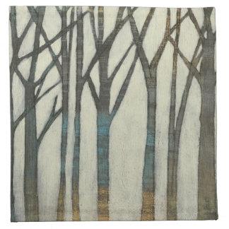Birch Line I Napkin
