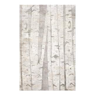 Birch Trees Stationery