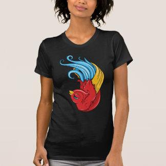 Bird 10 ~ Vintage Forties Tattoo Bird Art T-shirt