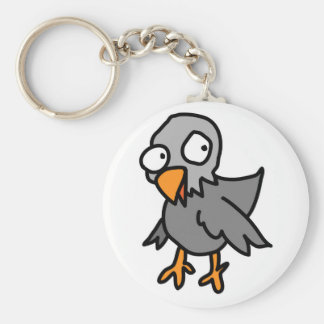 Bird 2 key ring