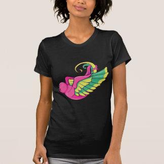 Bird 4 ~ Vintage Forties Tattoo Bird Art Tshirts