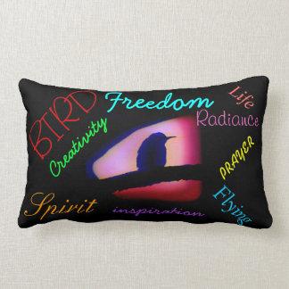 Bird 9 lumbar cushion