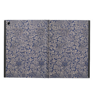 Bird and Anemone by William Morris, Vintage Nature iPad Air Cover