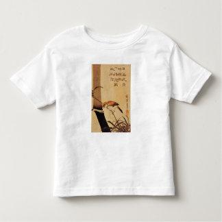 Bird and bamboo, c.1830, toddler T-Shirt