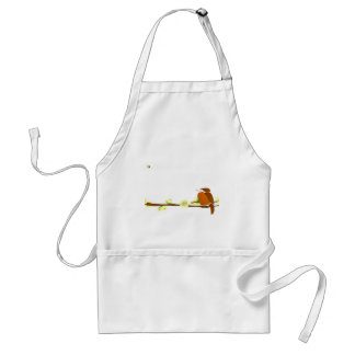 Bird and Bee - Apron