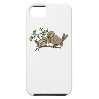 Bird And Chick iPhone 5 Case