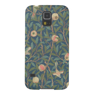 'Bird and Pomegranate' Wallpaper Design, printed b Cases For Galaxy S5
