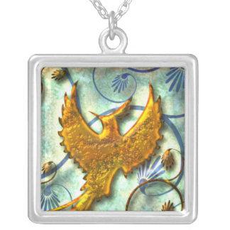 Bird Art 1 Necklace