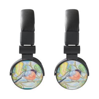 Bird Art DJ Headphones