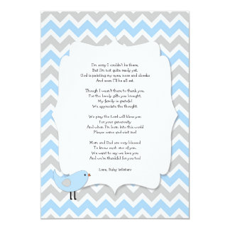thank you baby shower poems | just b.CAUSE