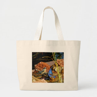 bird bath canvas bags