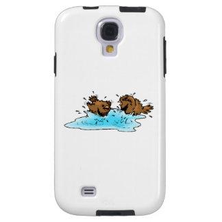 Bird Bath Galaxy S4 Case