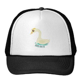 Bird Bath Trucker Hat