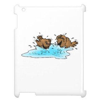 Bird Bath Case For The iPad