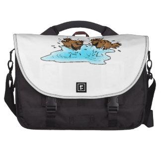 Bird Bath Laptop Commuter Bag