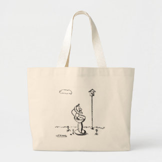 Bird Bath Massage Tote Bags