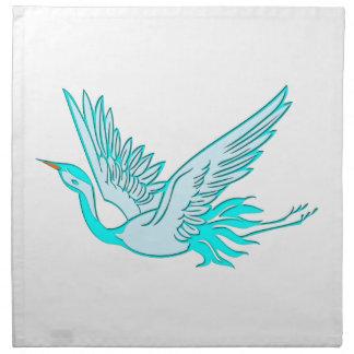 Bird bird napkins