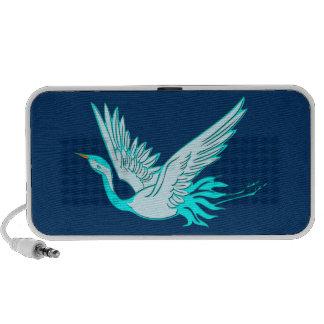 Bird bird iPod speaker