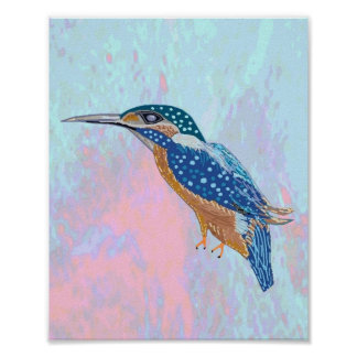 BIRD BlueJay Blue Jay Posters