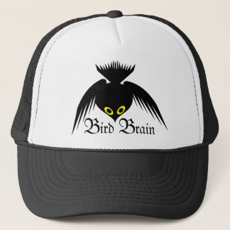 Bird Brain Crow Hat