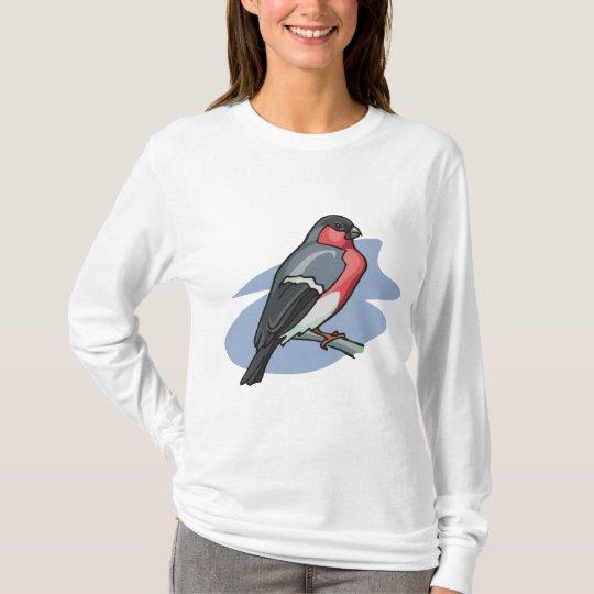 Bird Bullfinch T-Shirt