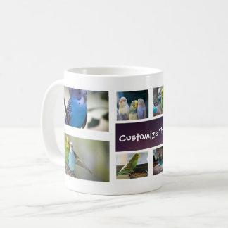 Bird Collage Photo Mug