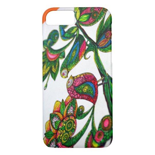Bird Colour iPhone 8/7 Case