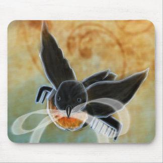 Bird Comb Mousepads