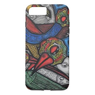 Bird conference iPhone 8 plus/7 plus case