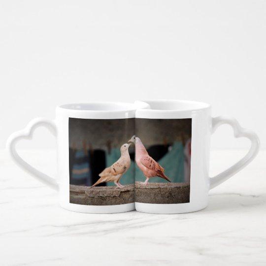 Bird Couple love coffee mugs I Love You