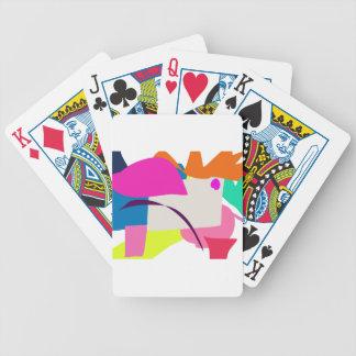 Bird Deck Of Cards
