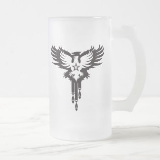Bird Dropping Bombs - K Mug
