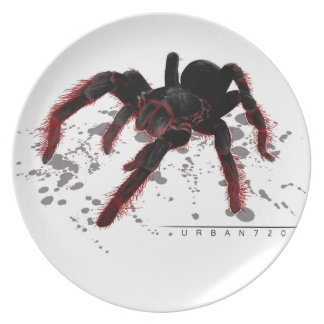 Bird Eating Spider Plate