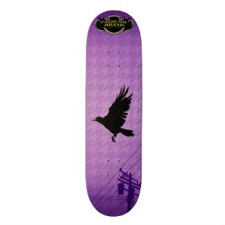 Bird Flew Skate Deck