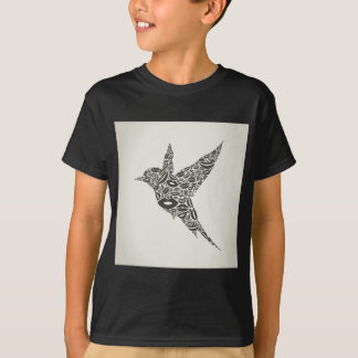 Bird from lips T-Shirt