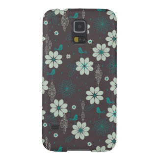 Bird Garden Pattern Cases For Galaxy S5