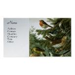 Bird Group 3 Business Card Template