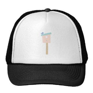 Bird House Mesh Hats