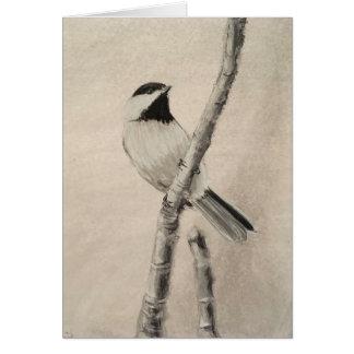 Bird I Card