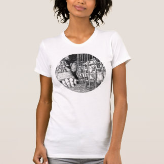 Bird in a Cage T-Shirt