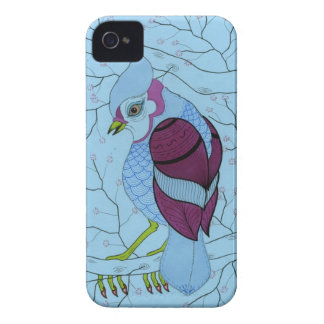 bird in a tree iPhone 4 covers