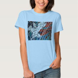 Bird In Cage. Shirt