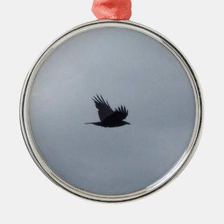 Bird in Flight Christmas Ornaments