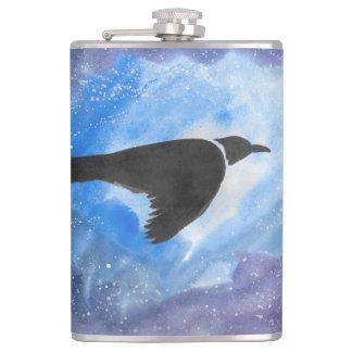 Bird In Flight Flask