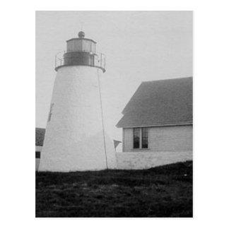 Bird Island Lighthouse Postcard