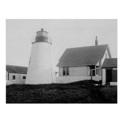 Bird Island Lighthouse Post Card