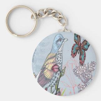 bird keychains